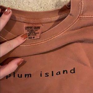 Comfort Colors Tops - Plum Island Sweatshirt